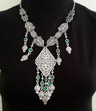 Turkish Made Silver Plated Necklace S1495Y