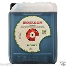 BioBizz Bio Bloom Organic Flowering Nutrient 5 Litre