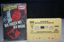 EDGAR WALLACE 2 der Frosch mit der Maske MC Kassette EUROPA