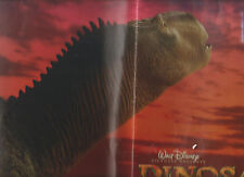 Walt Disney Eyes & Ears Cast Magazine May 25 2000 Dinosaur