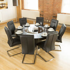 Oak Dining Tables Sets with 8 Seats