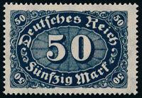 DR 1922, MiNr. 246 c, tadellos postfrisch, gepr. Infla-Berlin, Mi. 70,-