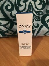 Anew Clinical Defend & Repair Advanced Hydration Overnight Mask 10ml FREE P&P