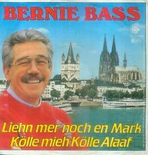 """7"""" Bernie Bass/Liehn Mer Noch En Mark"""