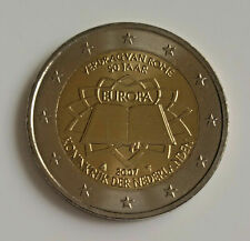 2 Euro Commémorative Pays-Bas 2007 TDR Traité de Rome UNC