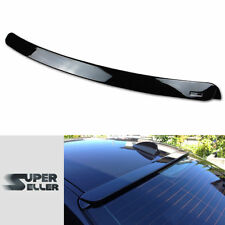 PAINTED BMW 99-05 E46 SEDAN 3-SERIES A TYPE REAR ROOF WING SPOILER 330i 325xi ☚