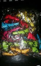 100 Hookah Mouth Tips Leonara Universal Colorful Mya Tips for Shisha Pipe Hose