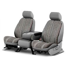 Fia Tr48 3 Gray Front 6040 Split Gray Saddle Blanket Seat Cover For Ck Series