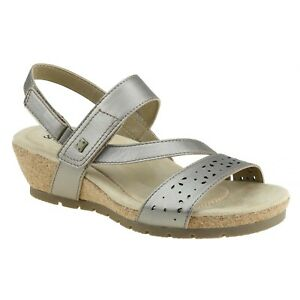Planet Shoes Comfort Leather TYPE Platinum