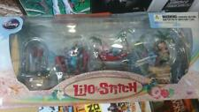 Disney Formation Arts Lilo And Stitch, Set of 4, Never Opened New