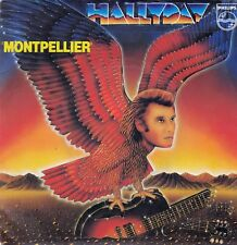 "45 T SP JOHNNY HALLYDAY  ""MONTPELLIER"""