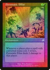 Pyrostatic Pillar FOIL Scourge HEAVILY PLD Red Uncommon MAGIC MTG CARD ABUGames