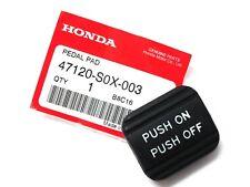 Genuine OEM Emergency Park Brake Pedal Pad Footbrake Cover For Honda CR-V Pilot