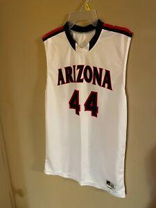 Andre Iguodala Arizona Wildcats Basketball Jersey-White