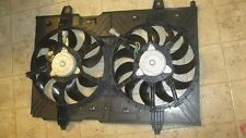 Radiator Condenser Cooling Fan For Nissan Fits Rogue 10 11 12 13 14 15 2.5 L OEM