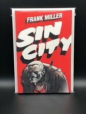 Sin City - Frank Miller - Graphic Novel Tpb - Dark Horse Unread Free Shipping