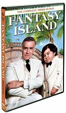 Fantasy Island Complete 3rd Third Season 3 Three DVD Set Series TV Show Episode
