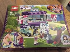Lego-Friends-Emmas Art Stand 41332 BRAND NEW AND SEALED