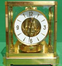 JAGUAR LECOULTRE VINTAGE BELL JAR ATMOS CLOCK 528c 350598