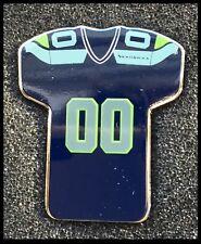 Seattle Seahawks NFL Team Football Américain Jersey Pin Badge