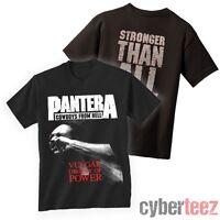 PANTERA T-Shirt Vulgar Display Of Power Brand New Authentic Rock Metal Tee