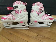 Girls Ice Skates Size 4-7 Barely Used, Clean. Nevica Brand . Excellent Con