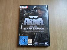 (PC) - ARMA II: BLACK EDITION