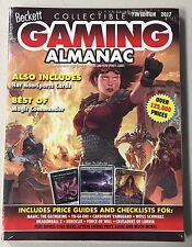 2017 Beckett Gaming Almanac Price Guide - QTY AVAIL - FREE SHIP