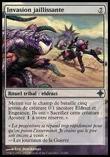 ▼▲▼ Invasion jaillissante (Skittering Invasion) ELDRAZI #010 FRENCH  Magic