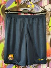 FC Barcelona Spain Barca Football Soccer Shorts Nike Youth Size XL / Mens XS