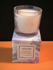 VOLUSPA - VIOLET & HONEY - Nandpoured Cocowax Candle -1,8 oz / 51 g - NEW