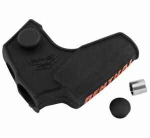 Renthal Intellilever Lever Boot Shroud Kit Black LV-116 Honda CRF250R CRF450R