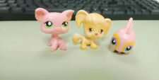 Littlest Pet Shop LPS Siberian Husky Goldfish Action Figure Toys Collection