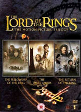 The Lord Of The Rings - Trilogy (3 Disc) DVD