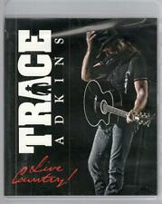 Trace Adkins: Live Country!, DVD