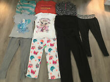 Girls Clothing Lot, 10 Items, Size 14/16 & Equivalent, Cat & Jack, Disney, Place