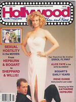 JAN 1988 HOLLYWOOD STUDIO vintage movie magazine CYBIL SHEPPARD - BRUCE WILLIS