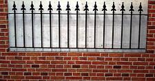 "18"" ROBUST spear top railings"