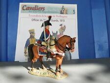 SOLDAT NAPOLEON DEL PRADO N° 80 CAVALIER HOMME DE TROUPE 4 ème REG DE CAVALERIE