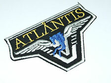 Stargate SG-1/Atlantis Team Patch - 2 Embroidered Iron On Badges