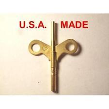 Seth Thomas Trademark clock key double end #4/0000 for #120, #124, #125movement