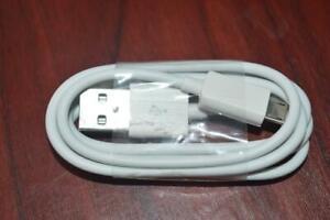 Micro USB Ladekabel Datenkabel Kabel für Handy Samsung Tablet weiss 3m 3 Meter