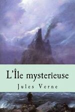 L' ile Mysterieuse by Jules Verne (2015, Paperback, Large Type)