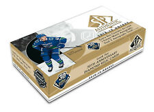 2018-19 Upper Deck SP Authentic SPA Hockey Hobby Box New/Sealed NOW SHIPPING