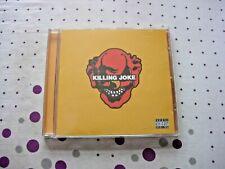 Killing Joke - Killing Joke - self titled CD - special UK edition - Dave Grohl