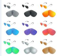 New  Polarized Replacement Lenses for-Rayban Aviator RB3025 58 size
