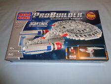 Mega Bloks Probuilder Star Trek The Next Generation The Enterprise # 9777 NIB