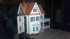 Victoria's Farmhouse from Real Good Toys Completely Assembled/Painted