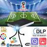 Mini Pocket DLP Android Projector WiFi 3D HD Home Theatre Cinema HDMI Bluetooth