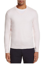 The Men's Store at Bloomingdale's V-Neck Cotton-Cashmere Sweater, Size S, $98